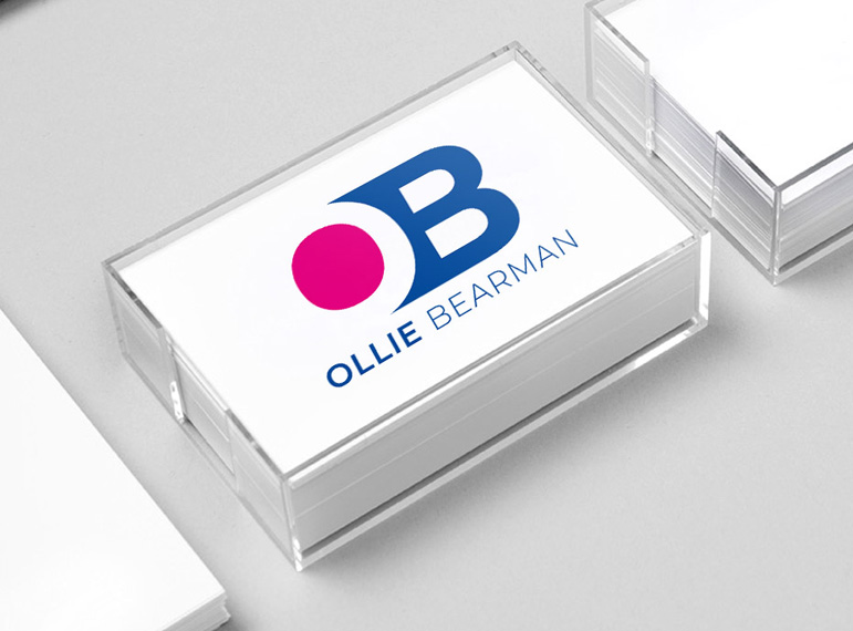 OB Business Cards